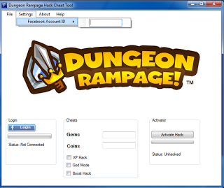 Dungeon Rampage hack