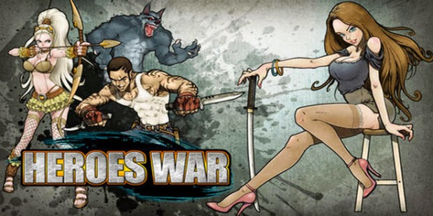 Epic Heroes War Hack unlimited Neo Stones, gold, treasure keys, stamina, recovery potions