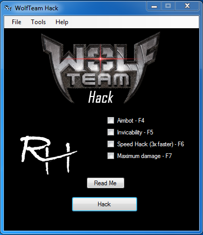 Wolfteam Wall Aim Hack
