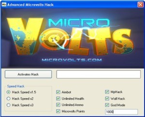 ADVANCED MICROVOLTS HACK TOOL