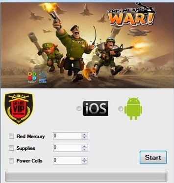 This Means War Hack Online