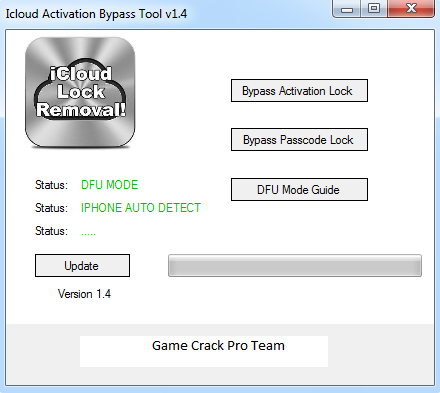 Bypass iOS 7 iCloud Activation