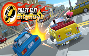 Crazy Taxi City Rush Hack Online