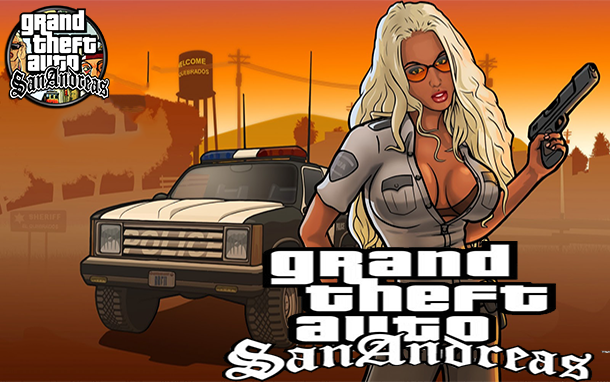 GTA San Andreas Hack Online