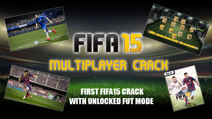 FIFA 15 Multiplayer Crack