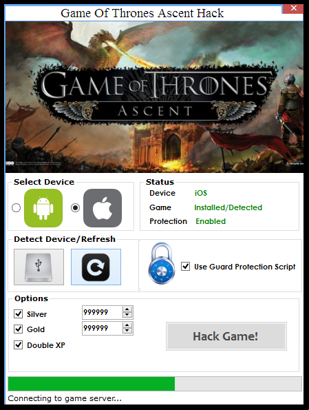 Game of Thrones Ascent Hack