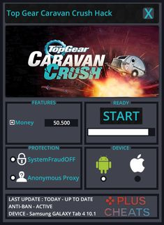 Top Gear: Caravan Crush Hack
