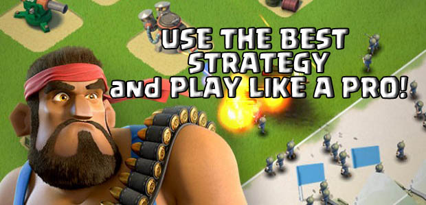 Boom Beach Strategy Guide