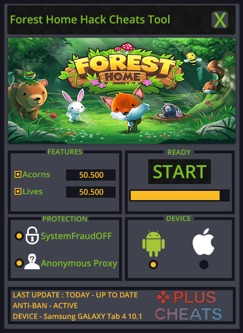 Forest Home hack