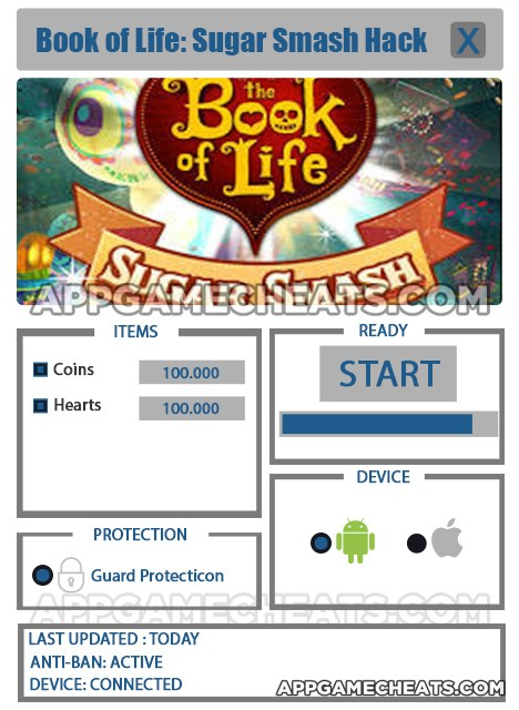 book-of-life-sugar-smash-cheats-hack-coins-hearts