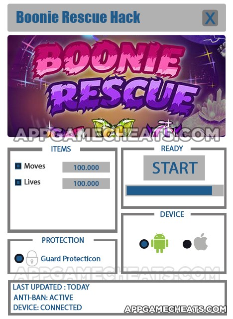 boonie-rescue-cheats-hack-moves-lives