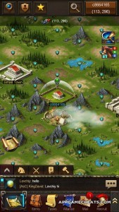 Empire War: Age of Heroes Hackfor Food, Wood, Stone, & Coins 12