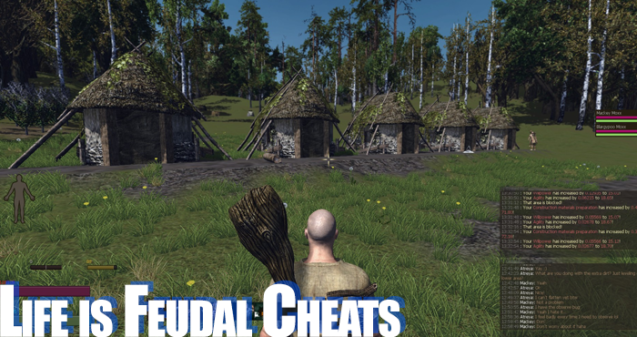 Life is Feudal bots Auto walk, Auto gathering items, Auto crafting Items 2