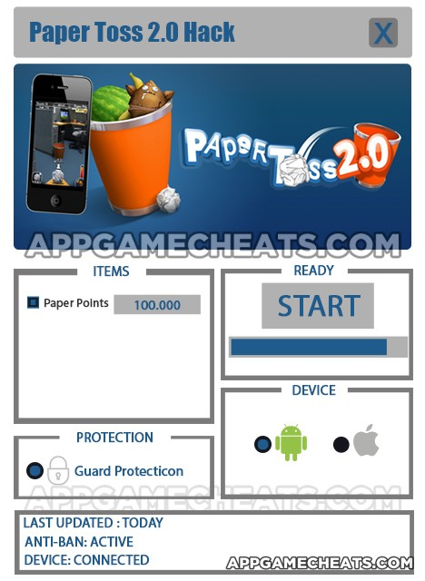 paper-toss-two-cheats-hack-paper-points