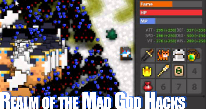 Realm of the Mad God Hacked
