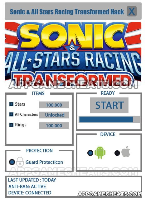 sonic-all-stars-racing-transformed-cheats-hack-stars-all-characters-rings