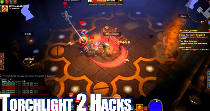 TORCHLIGHT 2 Cheats, Basically you can cheat everything in Torchlight 2 outside of LAN mode 5