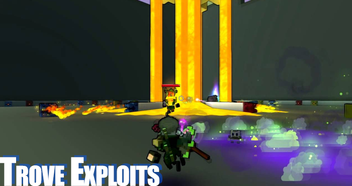 trove game exploits