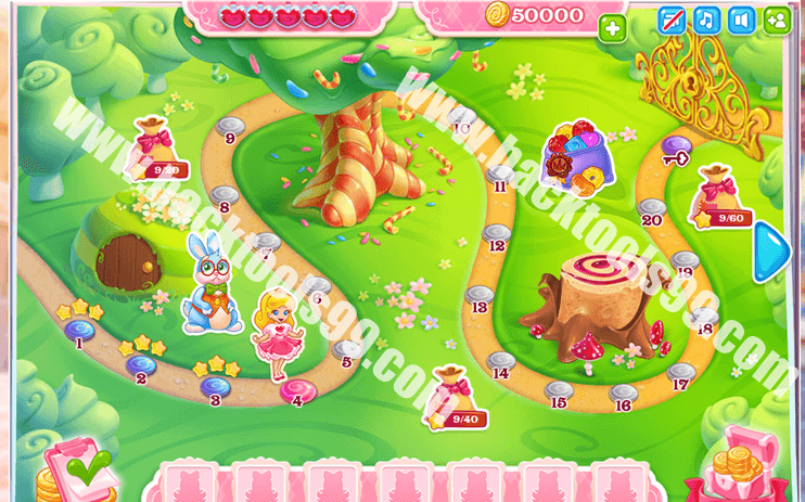 Alice in Candy Land Hack Working Proof