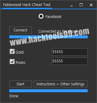 Fablewood Cheat Tool