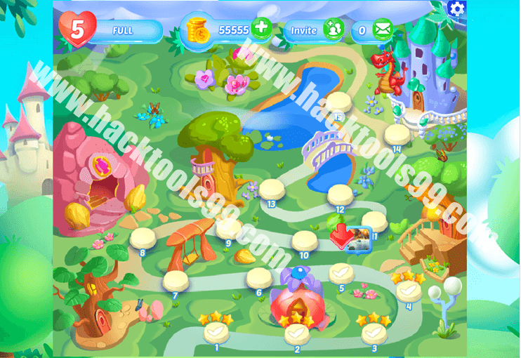 Flower Fantasy Hack Working Proof