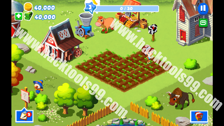 Green Farm 3 Hack Working Proof