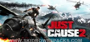 Just Cause 2 Skidrow Repack