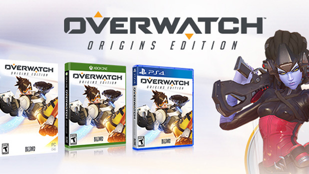 Overwatch PC, PS4 and Xbox One