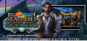 Sea of Lies 4 Tide of Treachery Collector's Edition Full Version