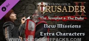 Stronghold Crusader 2 The Templar and The Duke Cracked