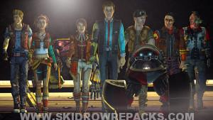 Tales from the Borderlands Episode 4 CODEX