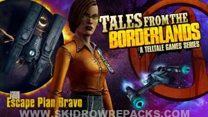 Tales from the Borderlands Episode 4 Full Crack