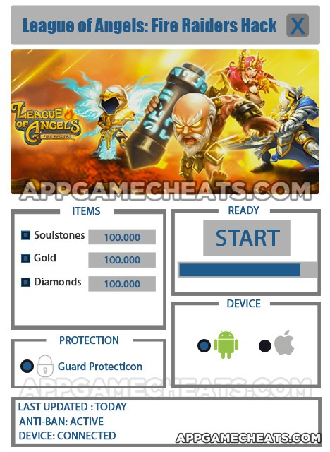 league-of-angels-fire-raiders-cheats-hack-soulstones-gold-diamonds