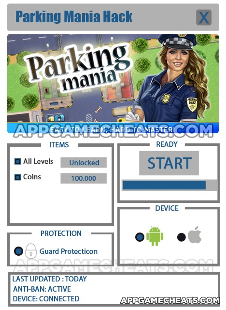 parking-mania-cheats-hack-all-levels-coins
