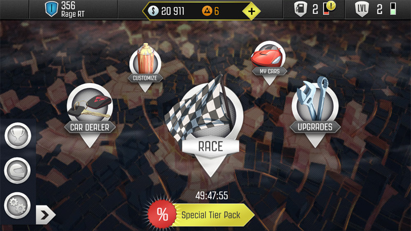 Top Speed Drag Racing Hack Cheat Gold Unlimited Fuel r423
