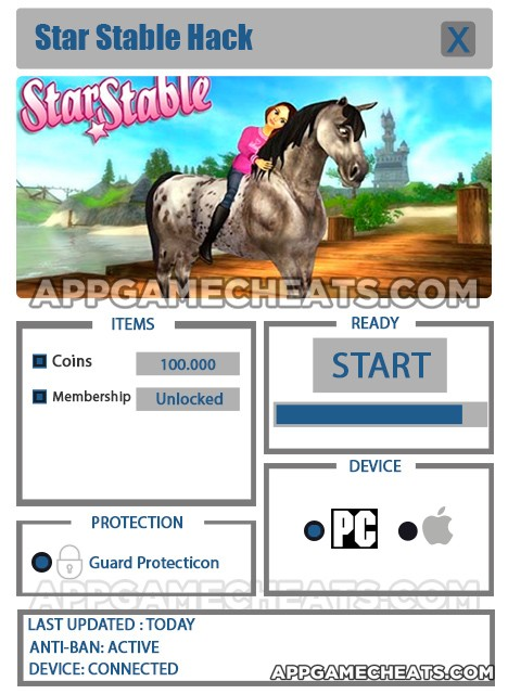 Star Stable Hack for Coins