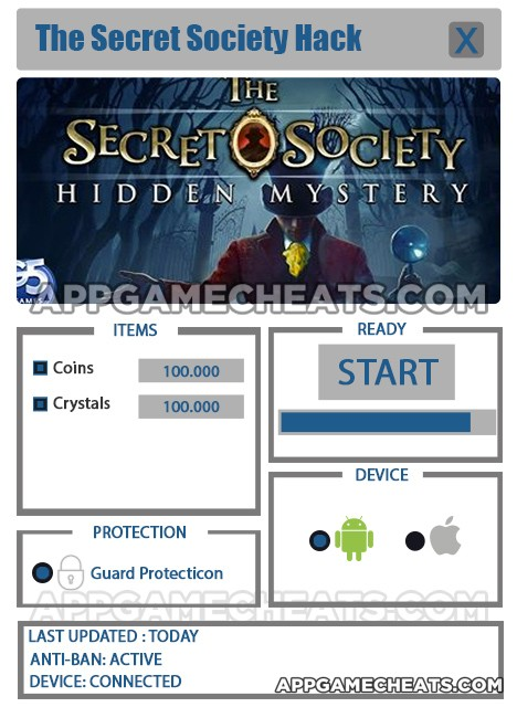 the-secret-society-cheats-hack-coins-crystals
