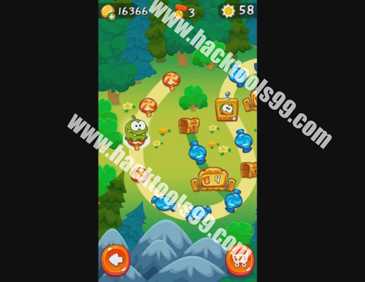 Cut the Rope 2 Hack Working Proof