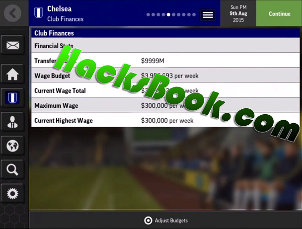 Football Manager Mobile 2016 Hacked