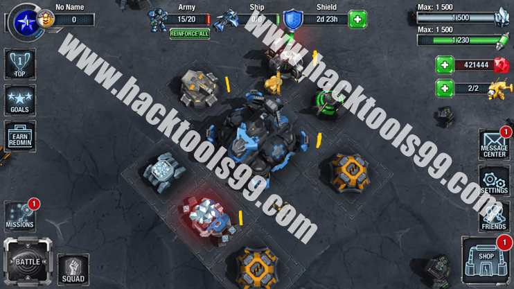 Galaxy Control 3D Strategy Hack Working Proof