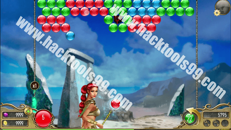 Lost Bubble Bubble Shooter Hack Working Proof