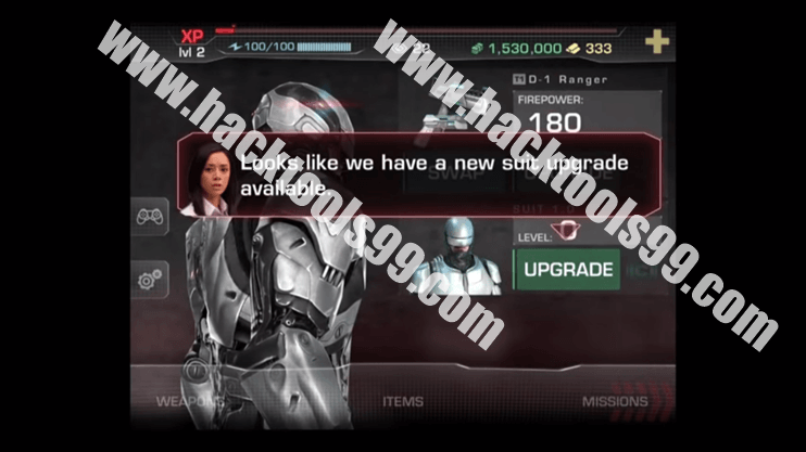 RoboCop Android Hack Cheat Money Unlimited Gold, Android/iOS 21