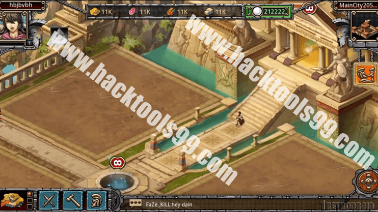 Spartan Wars Empire of Honor Hack Working Proof