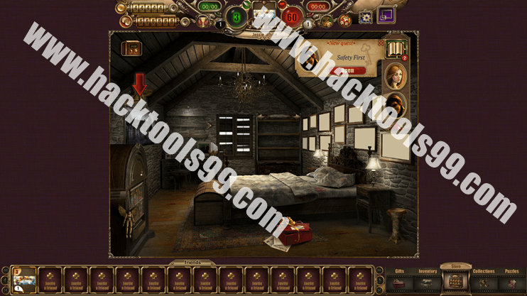 The Panic Room House of Secrets Hack Working Proof