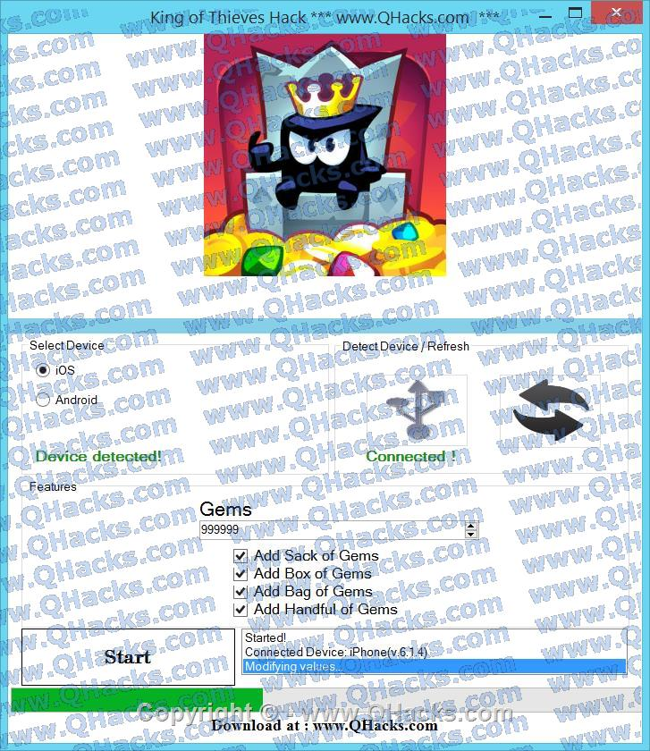 King of Thieves Hack Cheats and Tricks