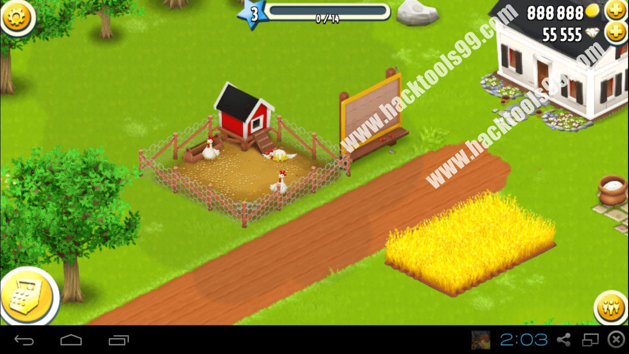 Hay Day Hack Cheat Coins, Unlimited Diamonds Android/iOS 32