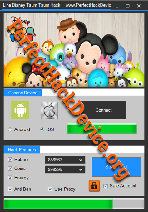 Line Disney Tsum Tsum Hack Coins Add Unlimited Rubies Works for all iOS/Android Devices