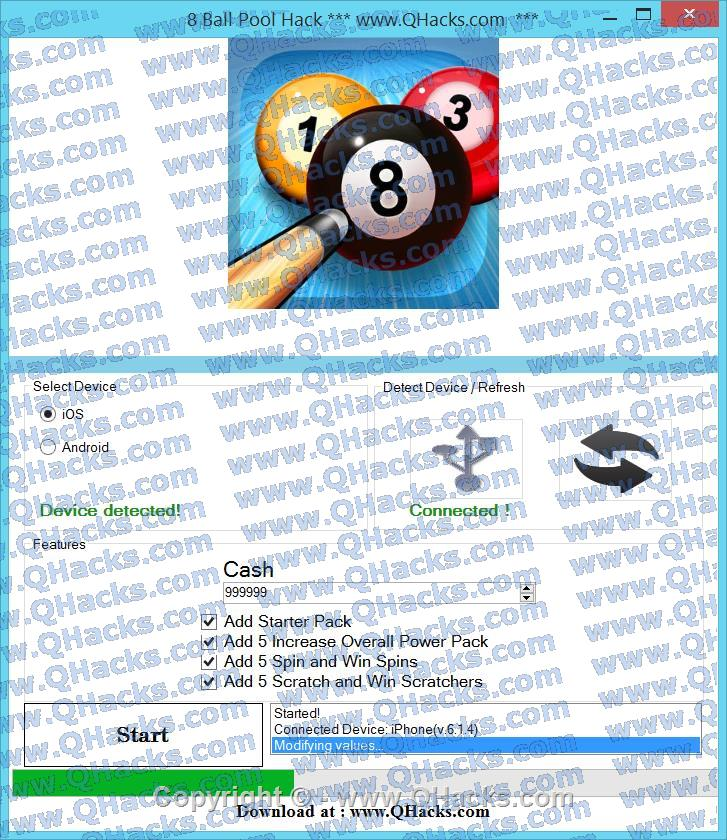8 Ball Pool hacks