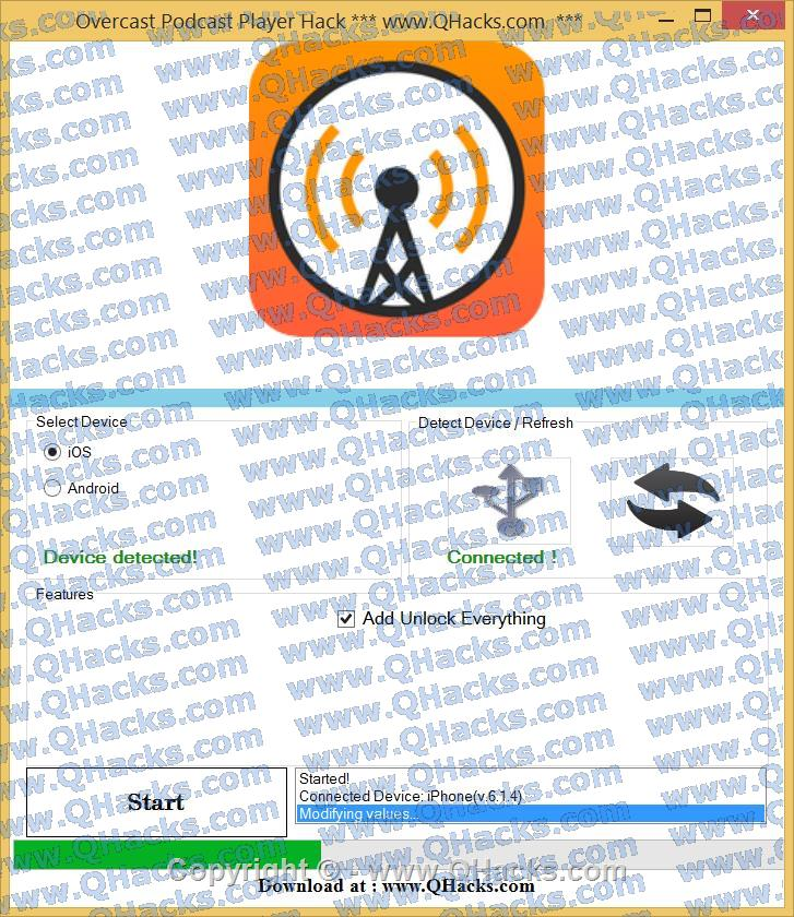 Overcast Podcast Player Hack Cheats and Tricks Add Unlock Everything Overcast Podcast Player Hack Cheats and Tricks