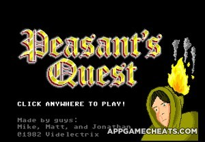 Peasant's Quest Hack for All Items Unlock 2